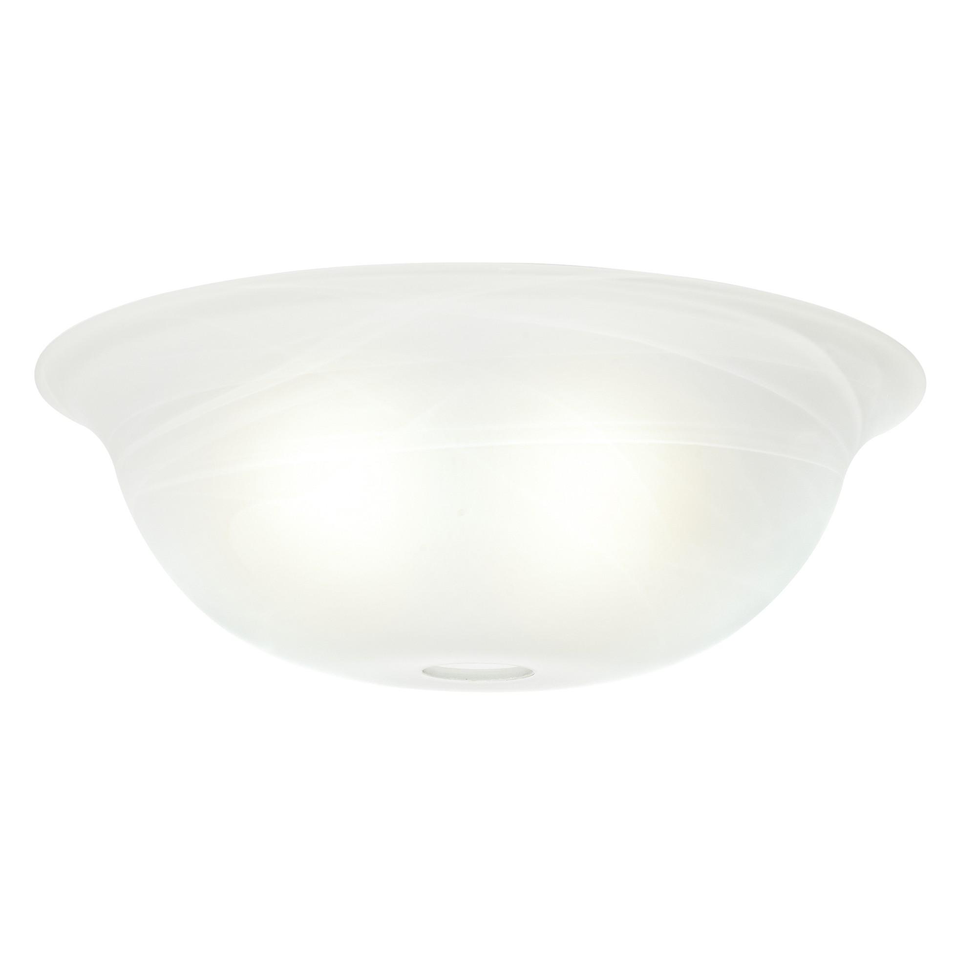 Swirled Marble Glass Bowl