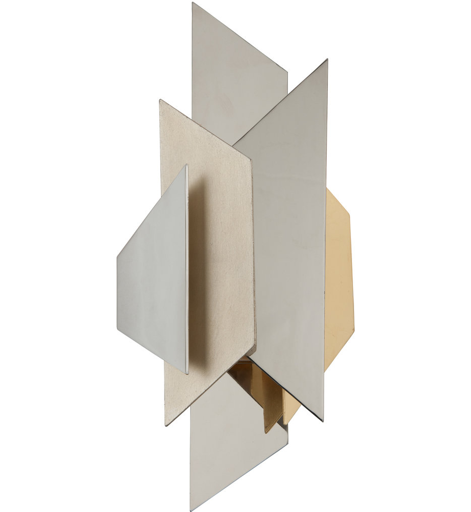 """Modernist 18.5"""" Wall Sconce"""