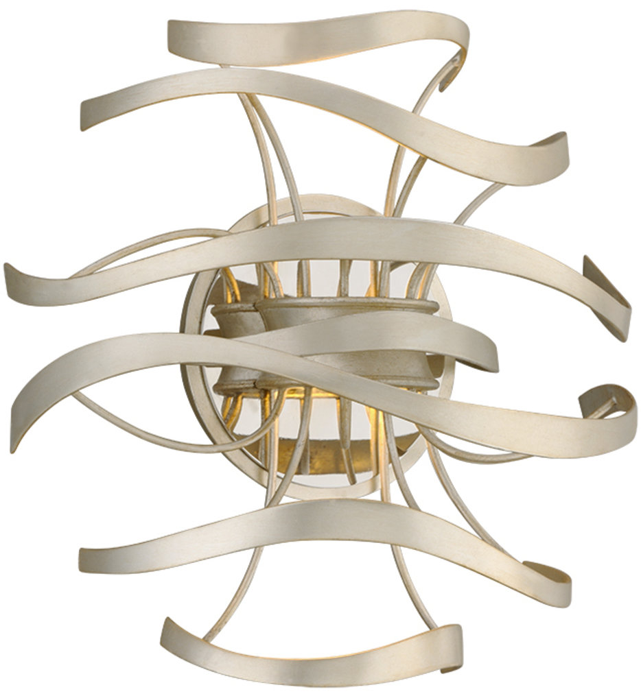 """Calligraphy 12"""" Wall Sconce"""