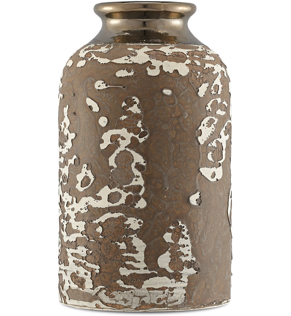 Tawny Small Vase