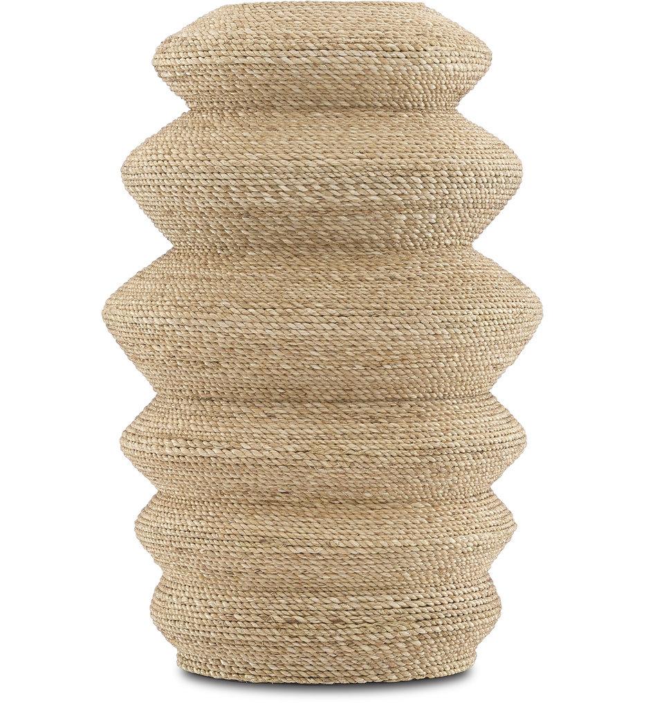 Kavala Rope Vessel