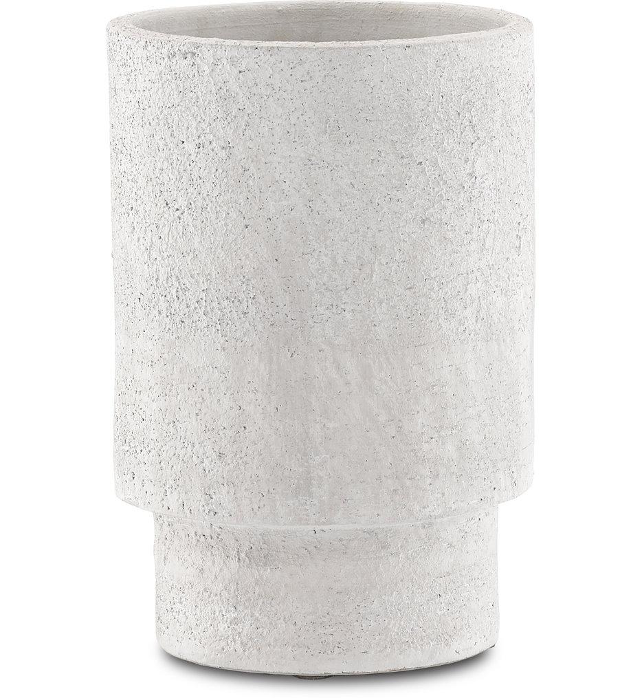 Tambora Black Small Vase