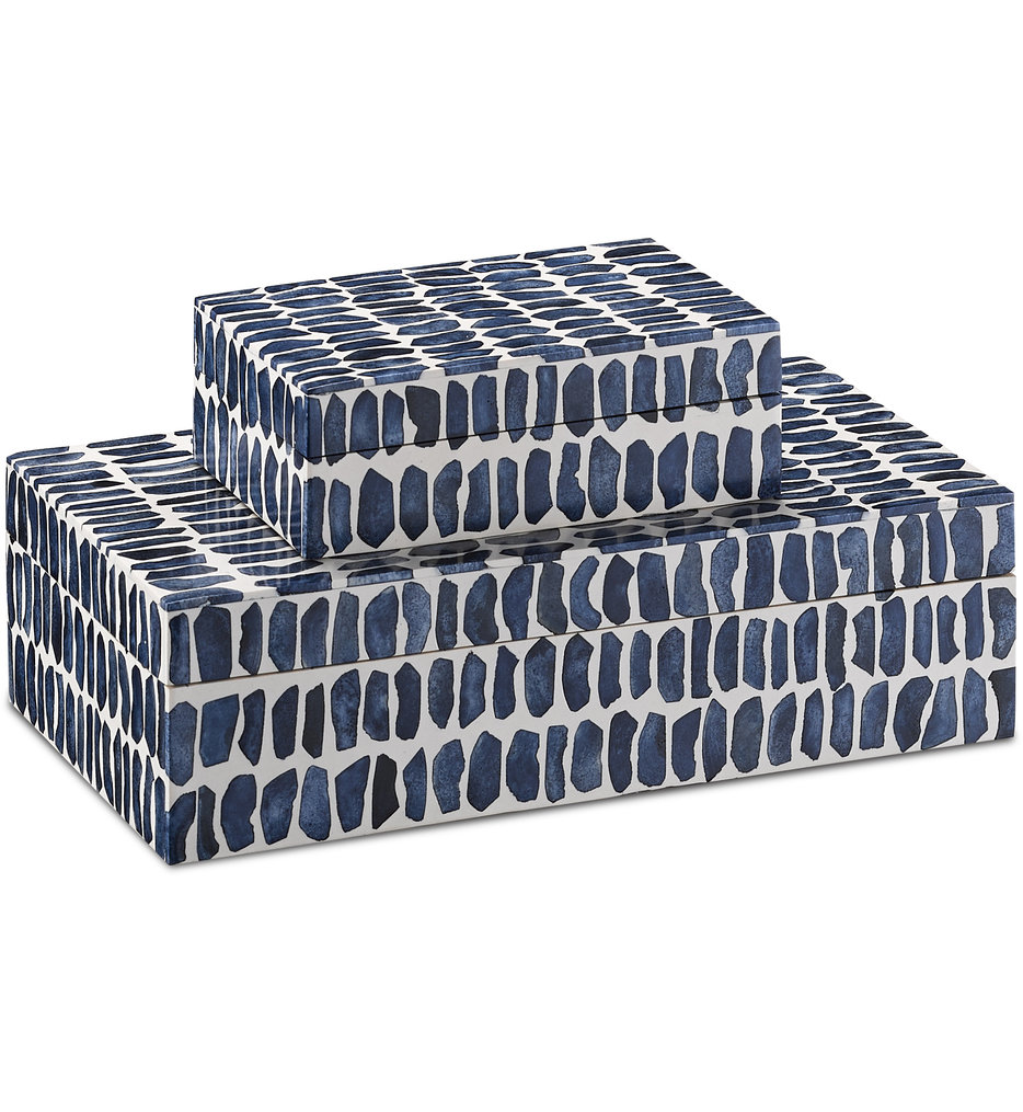 Indigo Box Set of 2