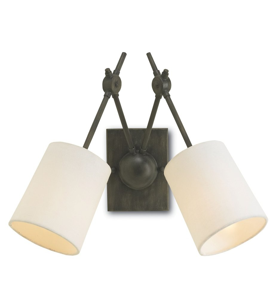 """Compass 15"""" Wall Sconce"""