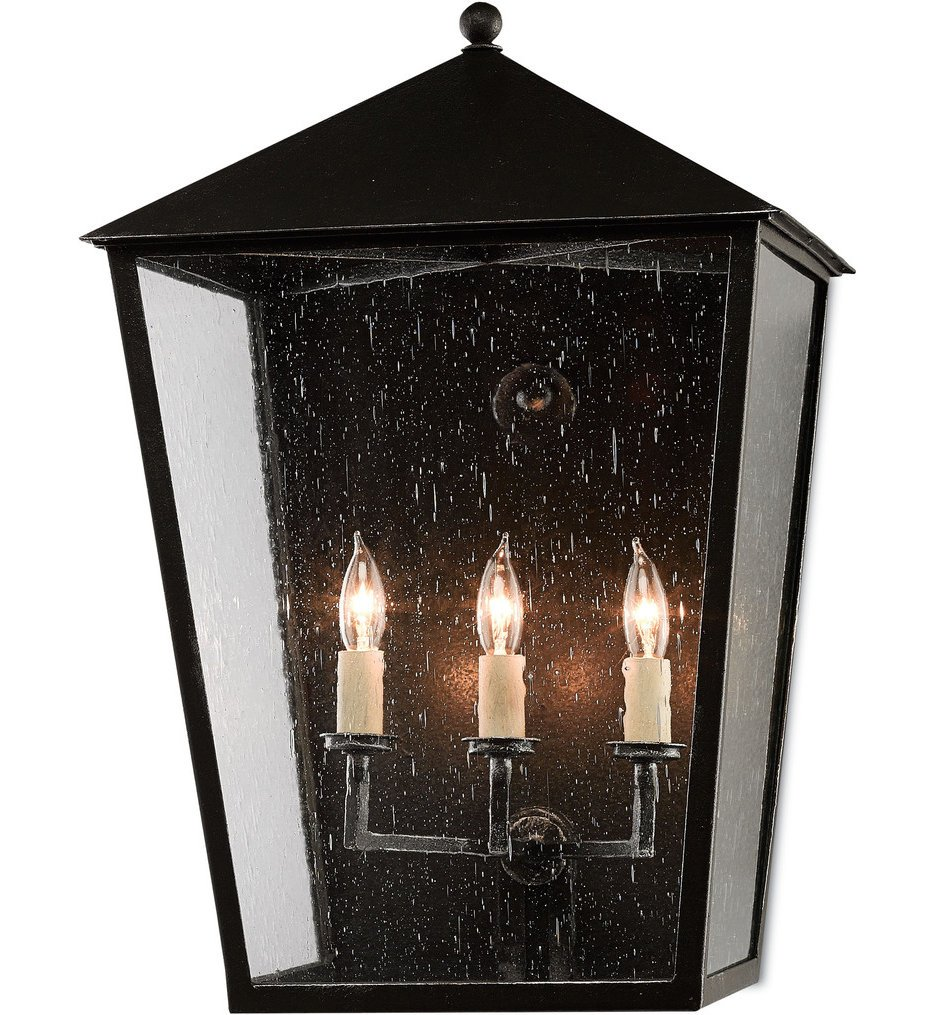 """Bening 22.25"""" Outdoor Wall Sconce"""