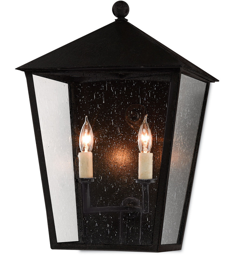 """Bening 17.75"""" Outdoor Wall Sconce"""