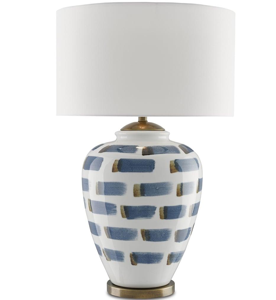 "Brushstroke 32.5"" Table Lamp"