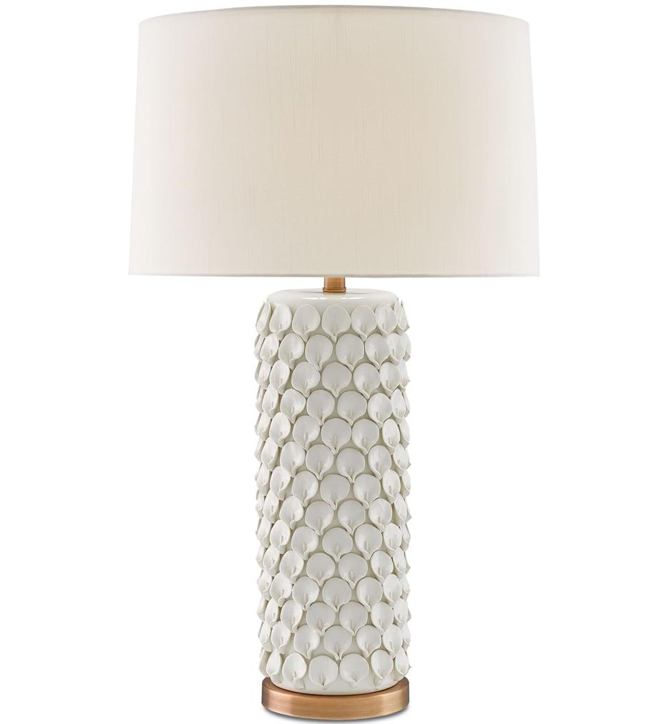 "Calla Lily 31.25"" Table Lamp"