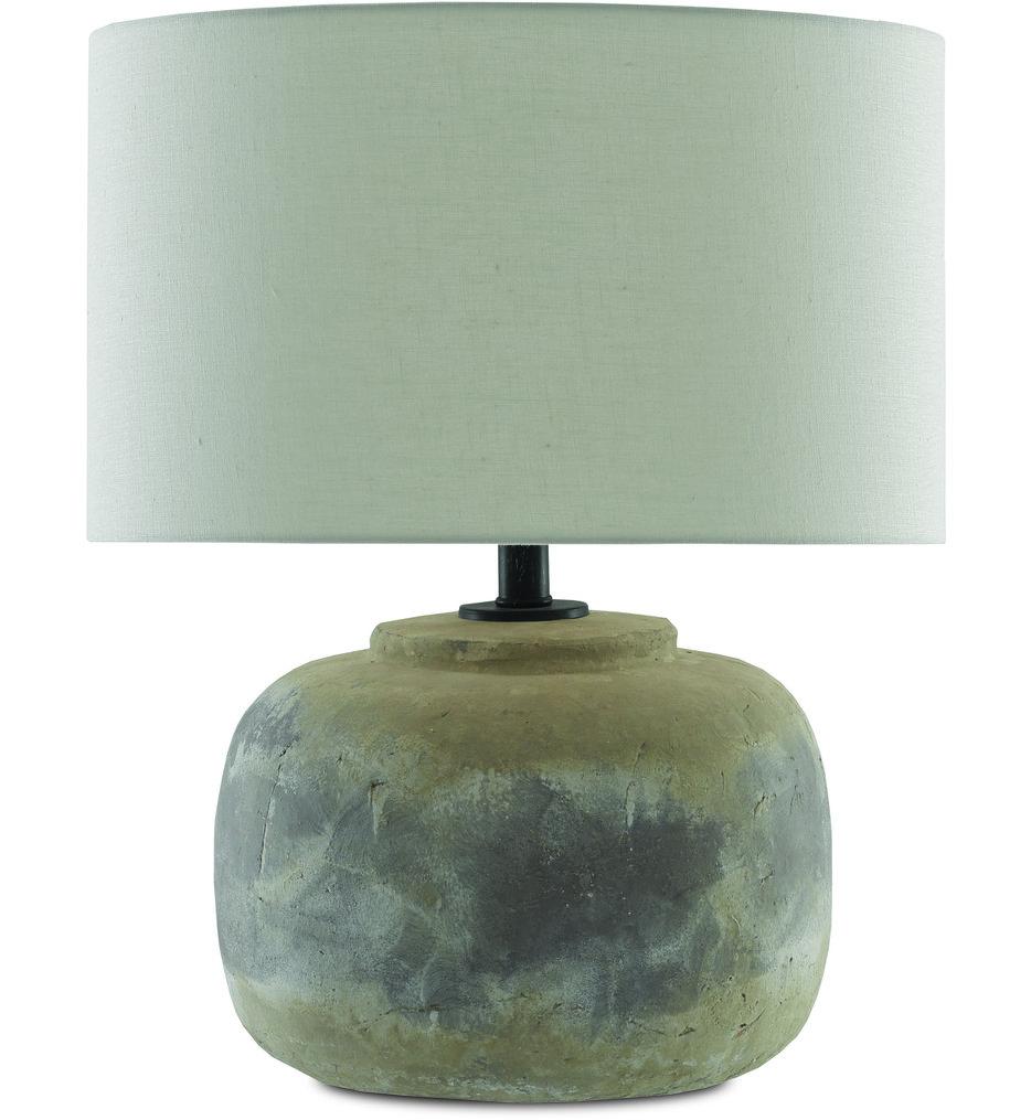 """Beton 20"""" Table Lamp"""