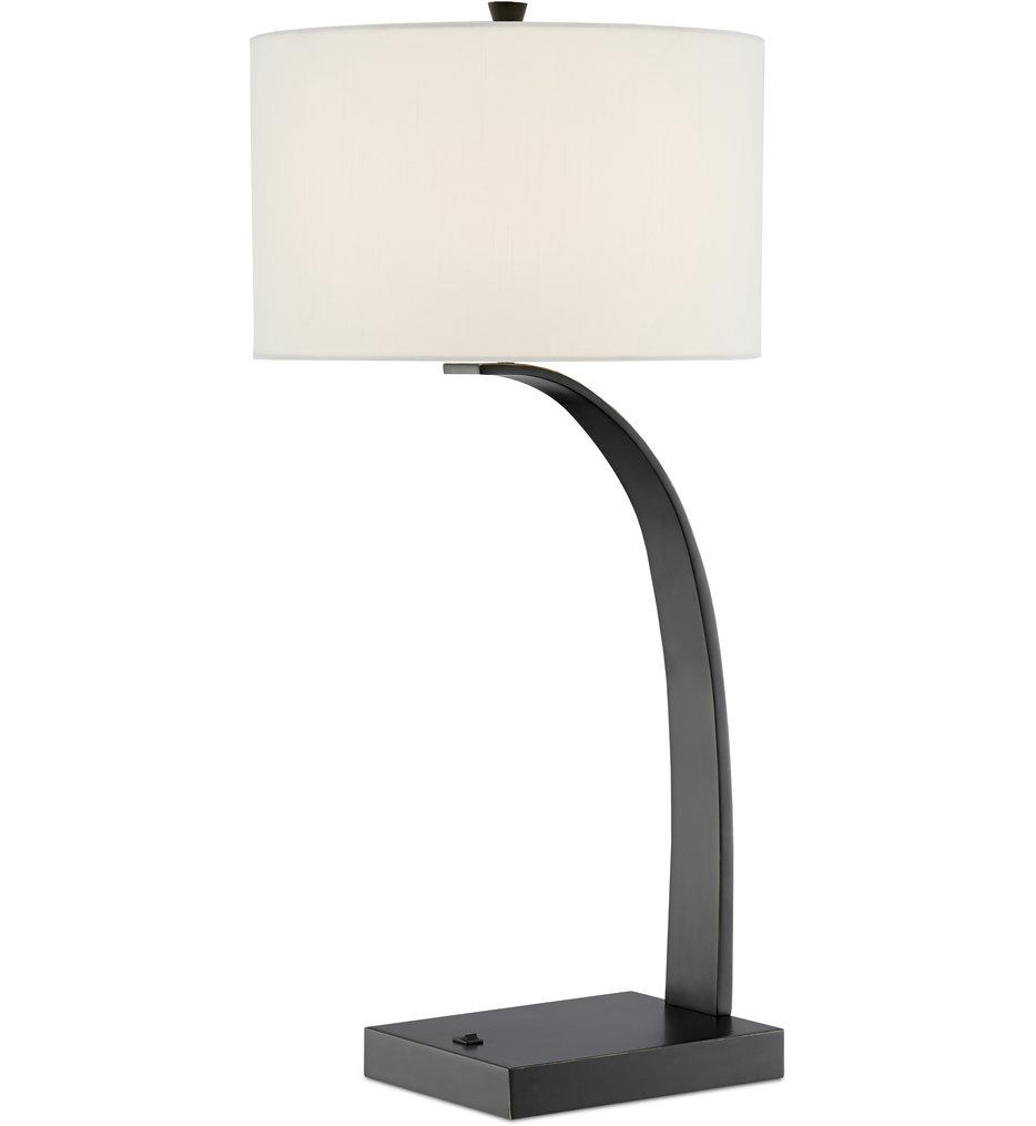 "Masonic 31"" Table Lamp"