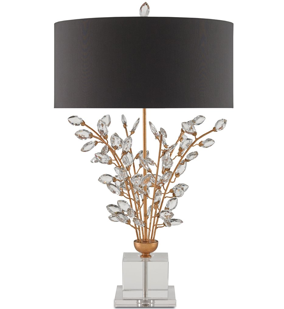 """Forget-Me-Not 32.25"""" Table Lamp"""