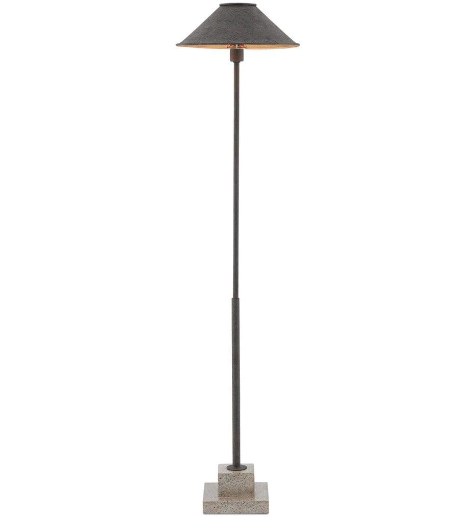 """Fudo 49.75"""" Floor Lamp"""