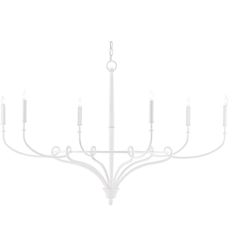 """Cyrilly 46"""" Chandelier"""