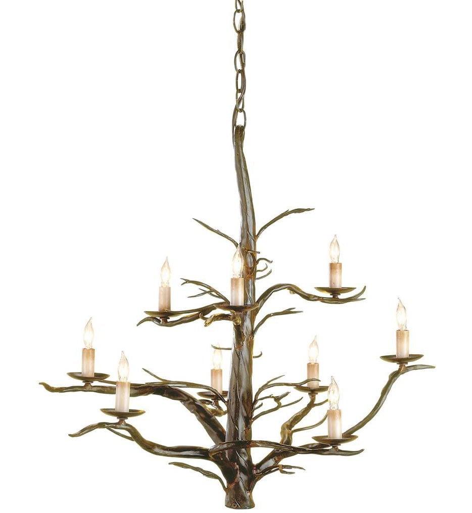 """Treetop 26"""" Chandelier"""