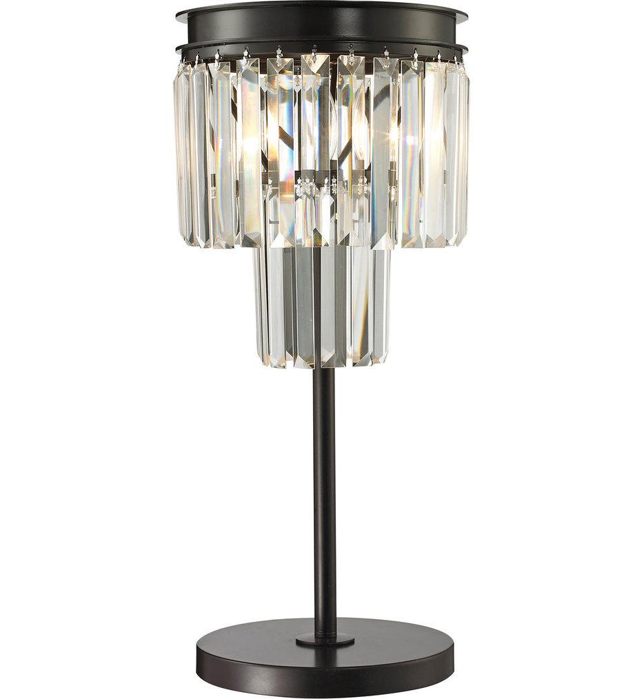 """Palacial 22"""" Table Lamp"""