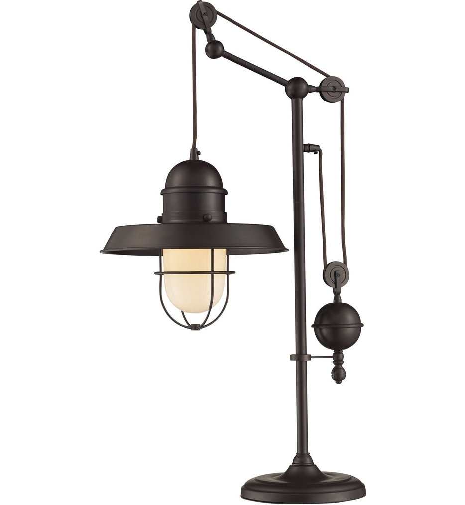 """Farmhouse 32"""" Table Lamp"""