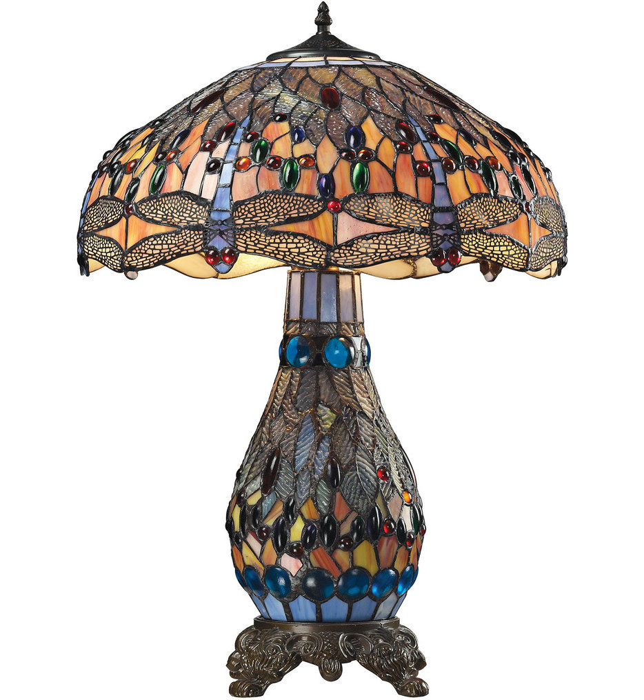 """Dragonfly 26"""" Table Lamp"""