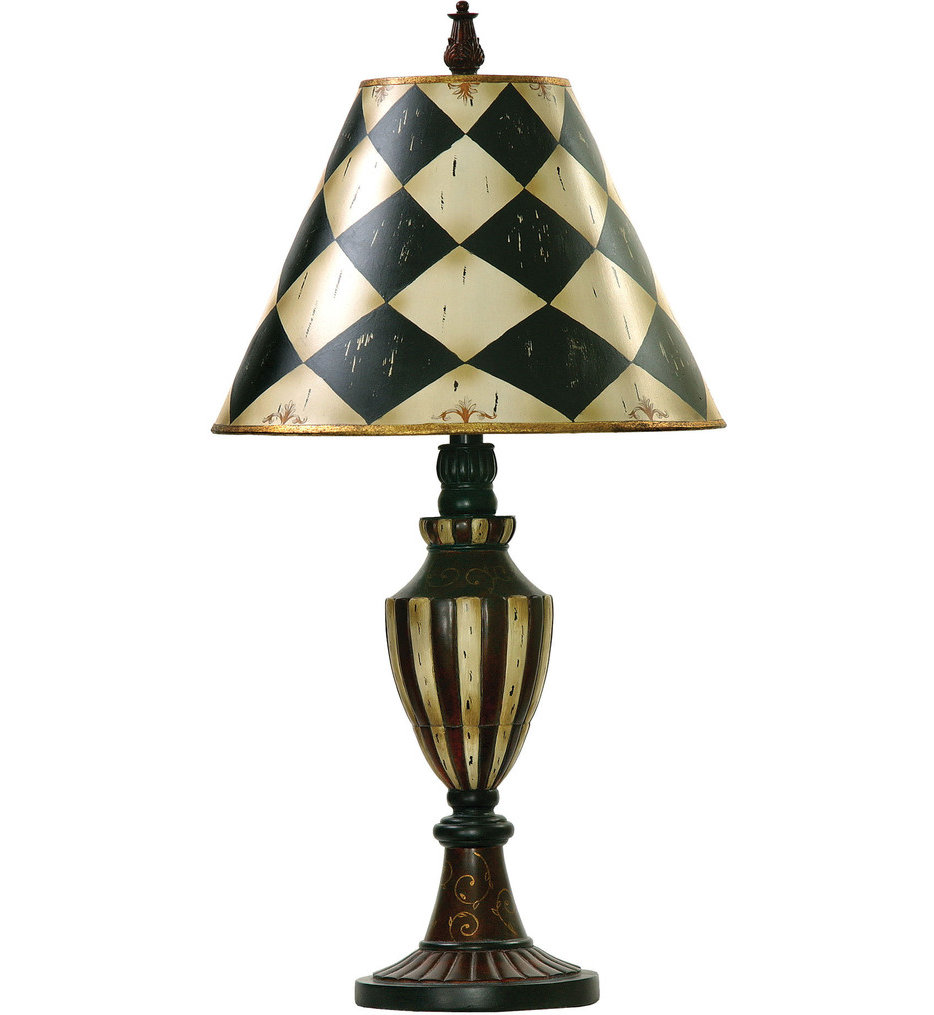 "Harlequin 29"" Table Lamp"