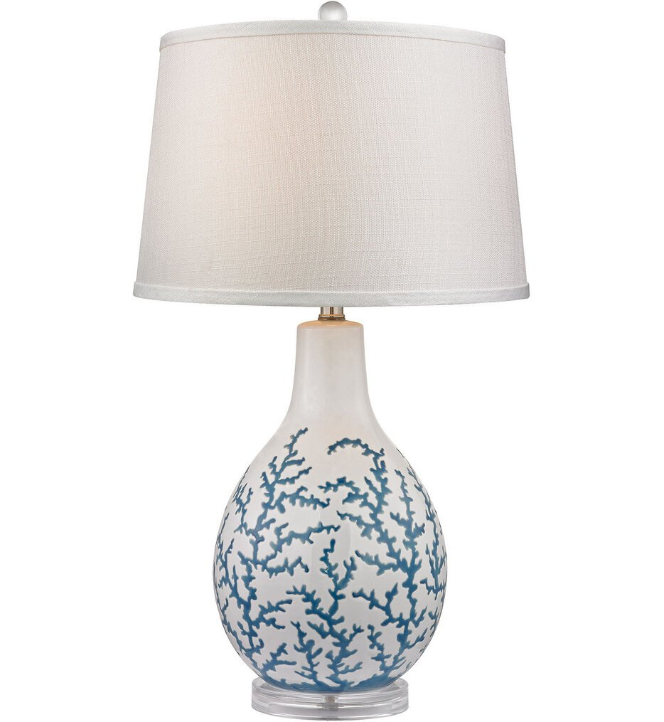 """Sixpenny 27"""" Table Lamp"""