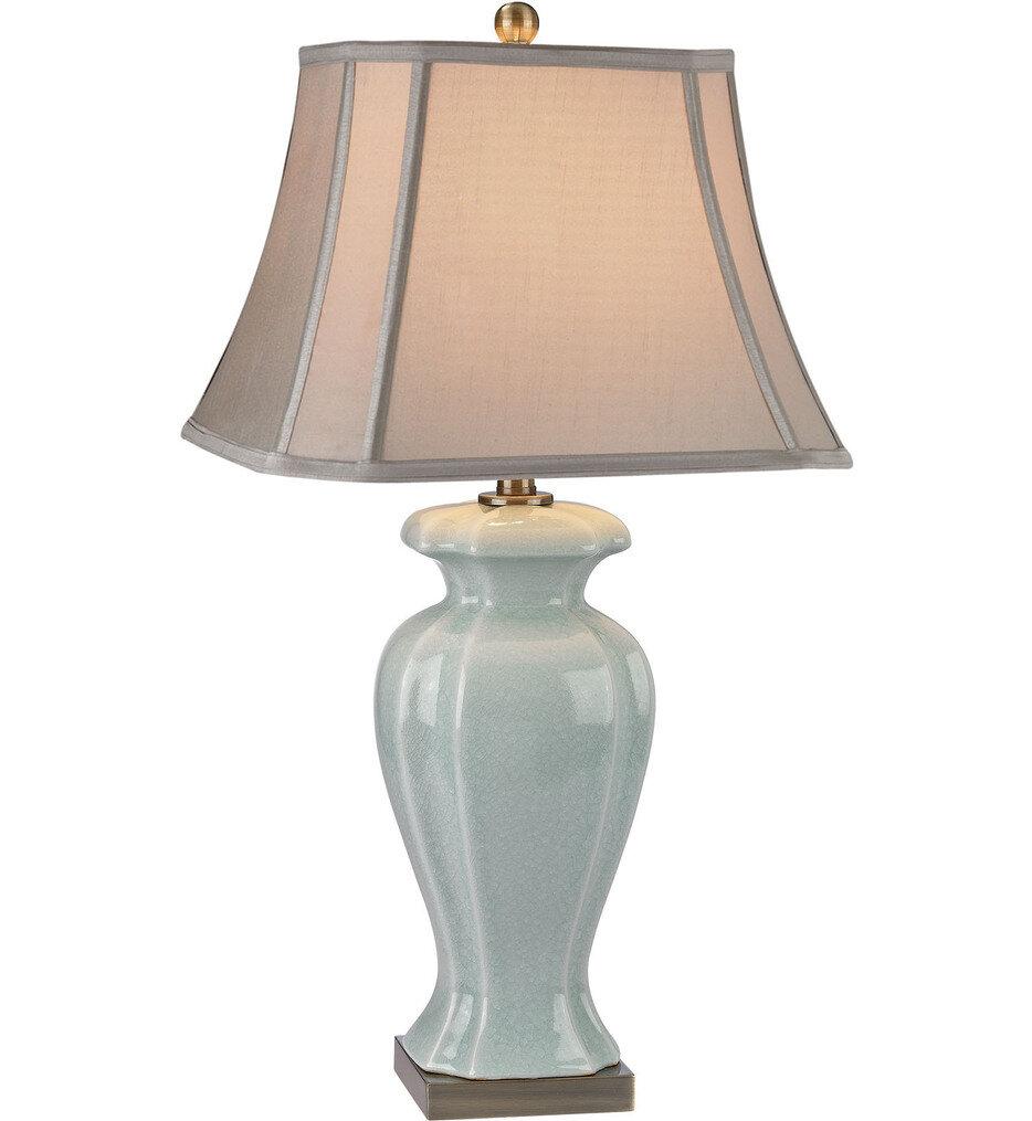 """Celadon 29"""" Table Lamp"""