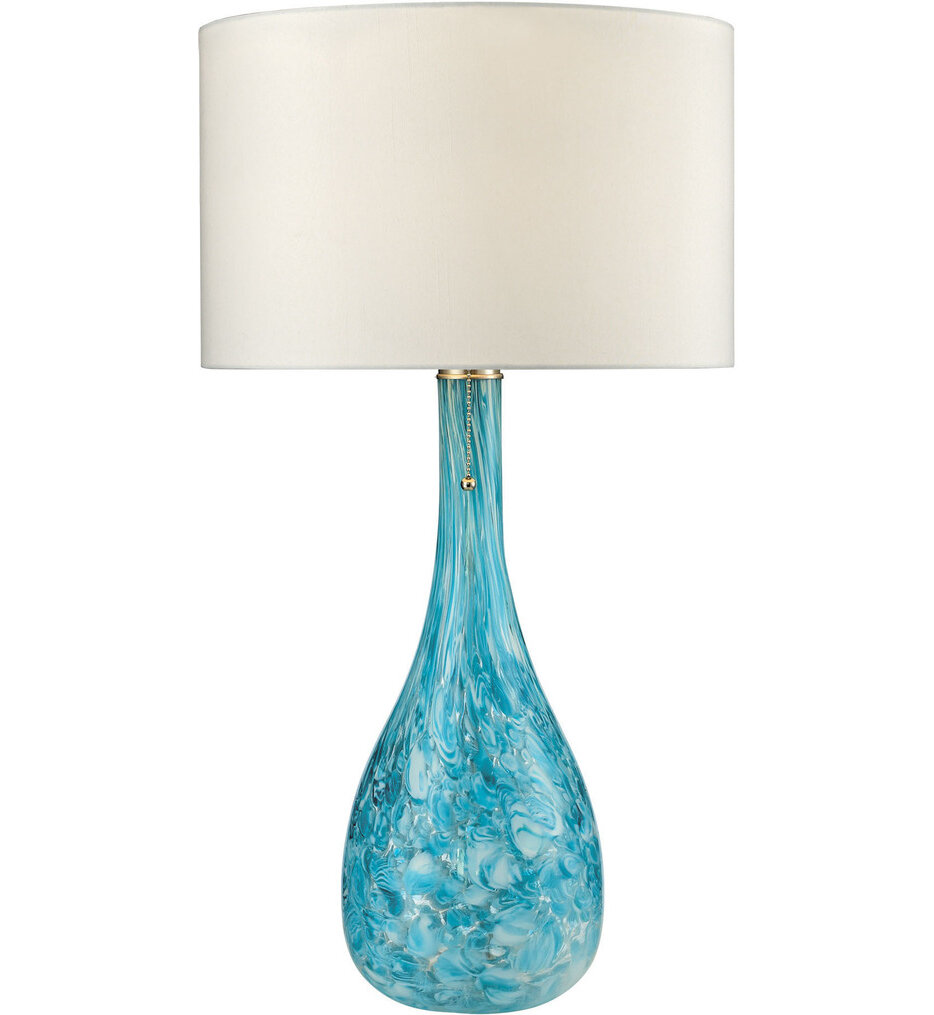 "Mediterranean 29"" Table Lamp"