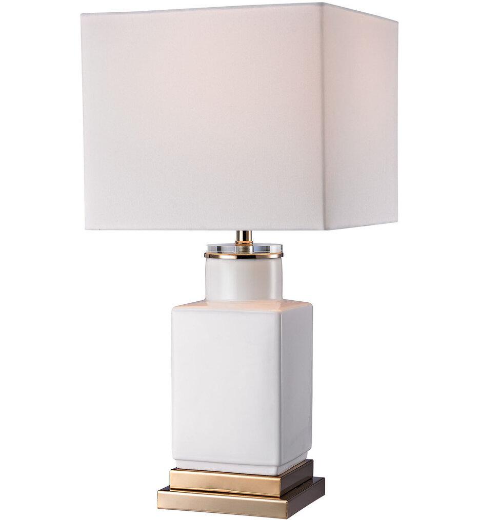 "Cube 20.5"" Table Lamp"