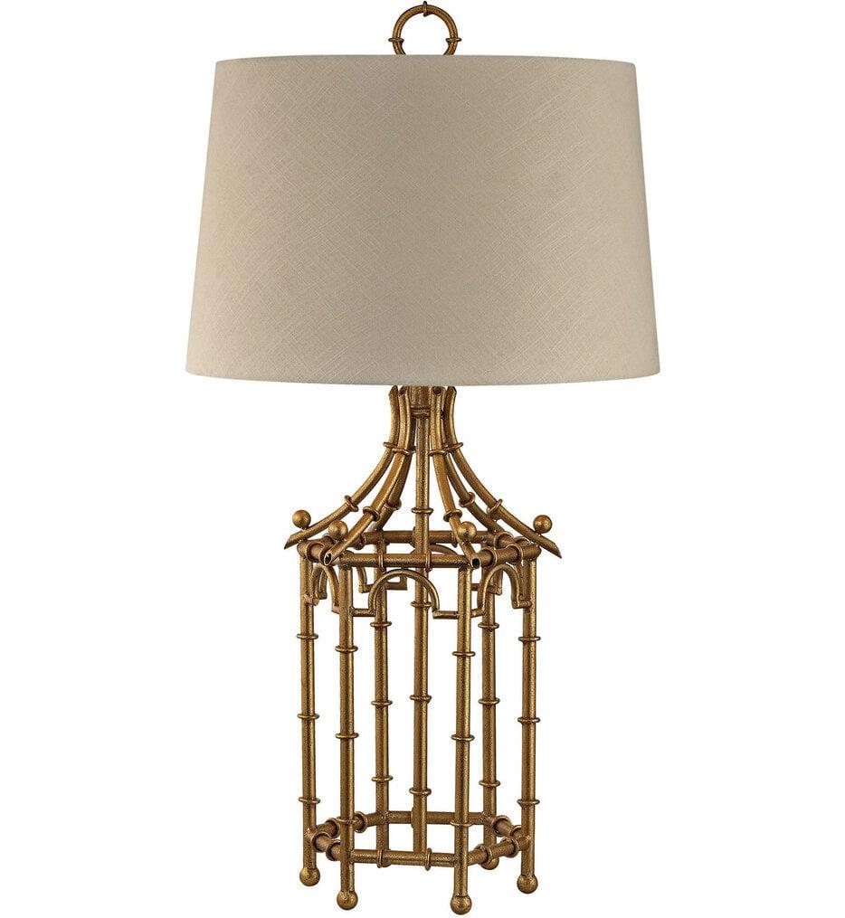 "Bamboo 32.25"" Table Lamp"