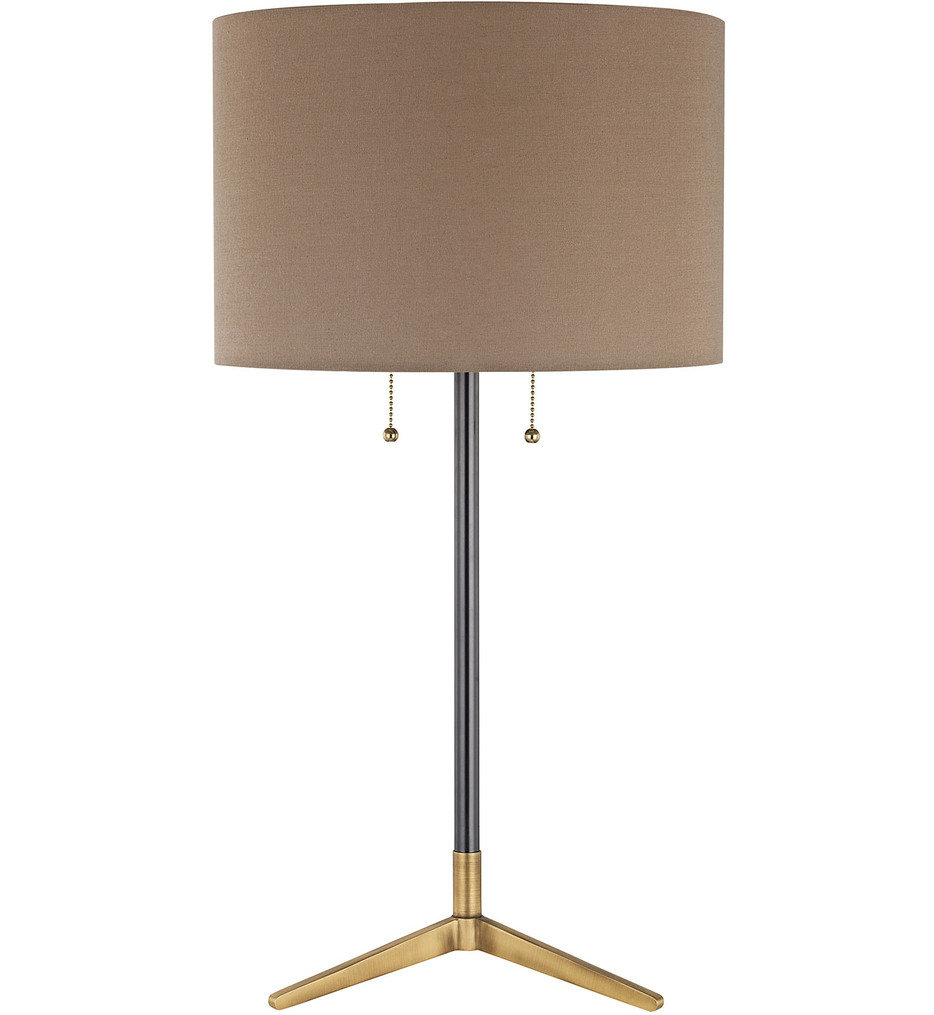"""Clubhouse 31"""" Table Lamp"""