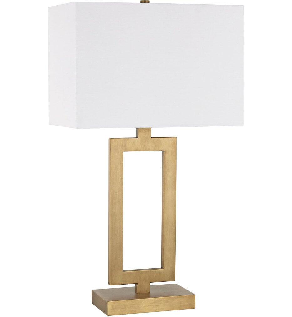 "Dromos 26"" Table Lamp"