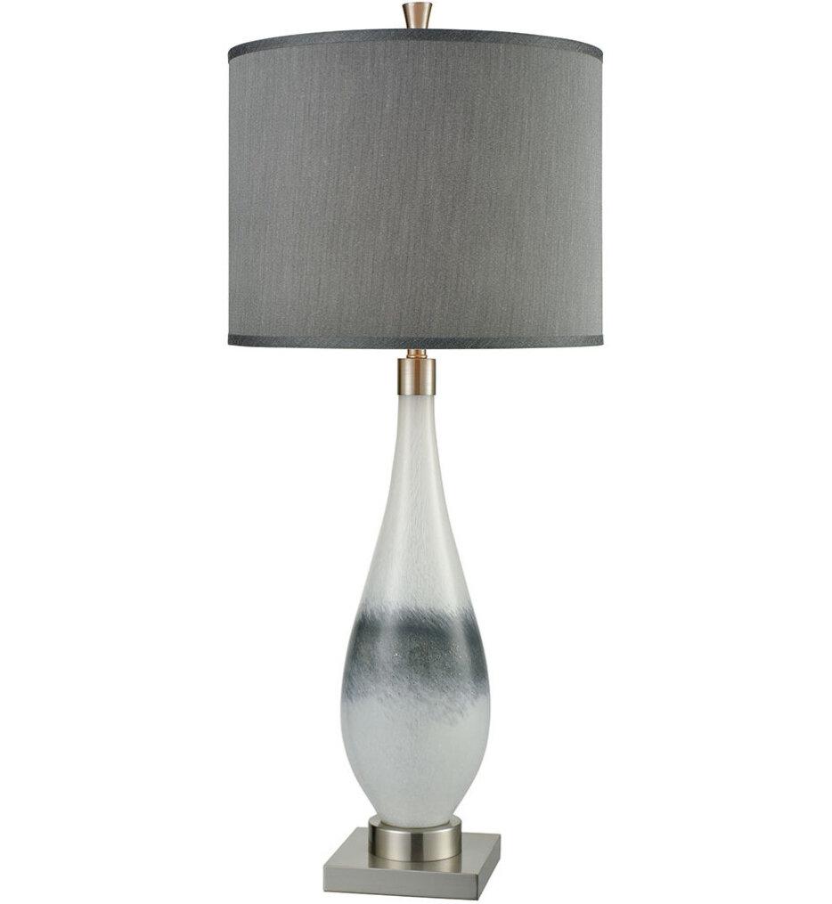 "Vapor 38"" Table Lamp"