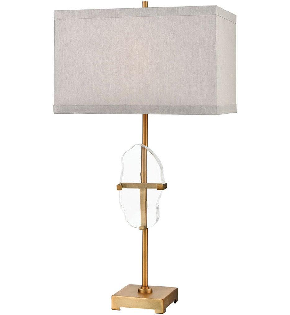 """Priorato 34"""" Table Lamp"""