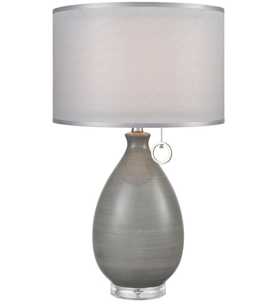 """Clothilde 26"""" Table Lamp"""