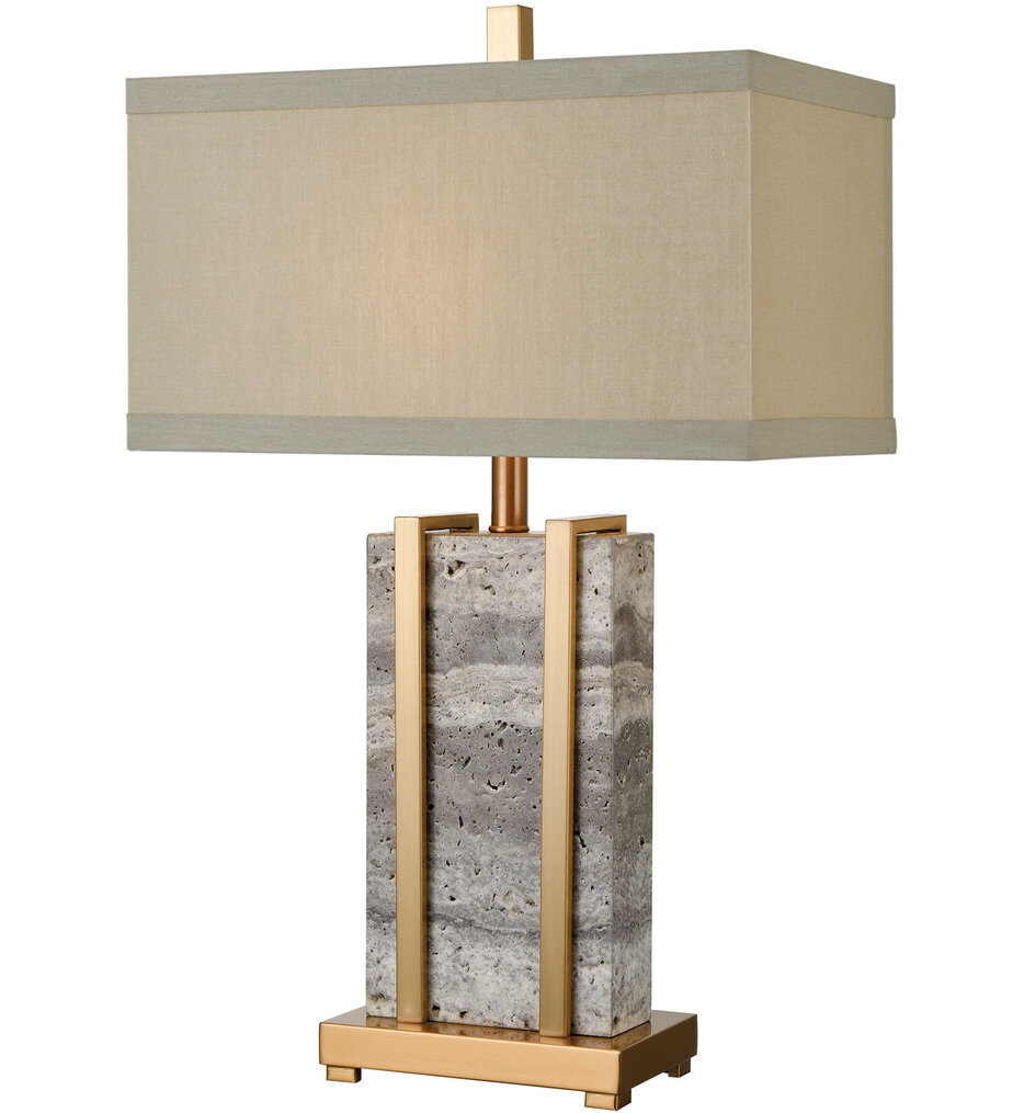 """Harnessed 29"""" Table Lamp"""