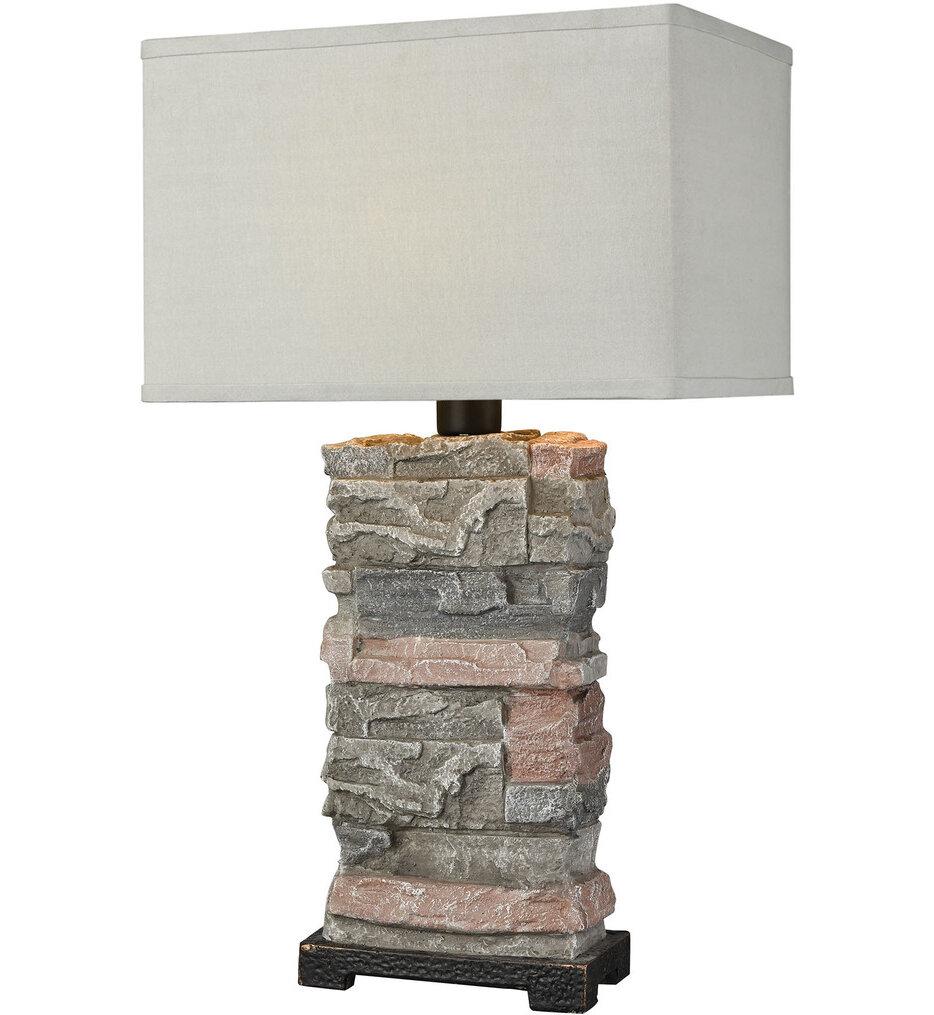 "Terra Firma 30"" Table Lamp"