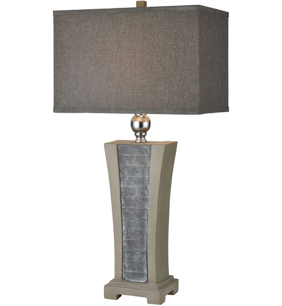 """Volga 30"""" Table Lamp"""