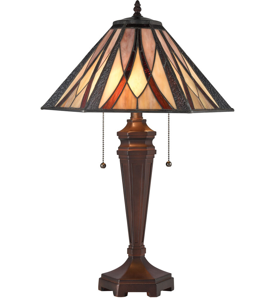 "Foursquare 24"" Table Lamp"