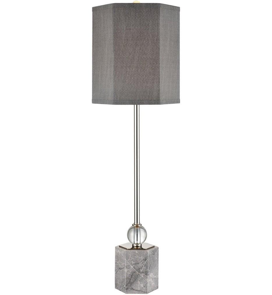 "Discretion 33"" Table Lamp"