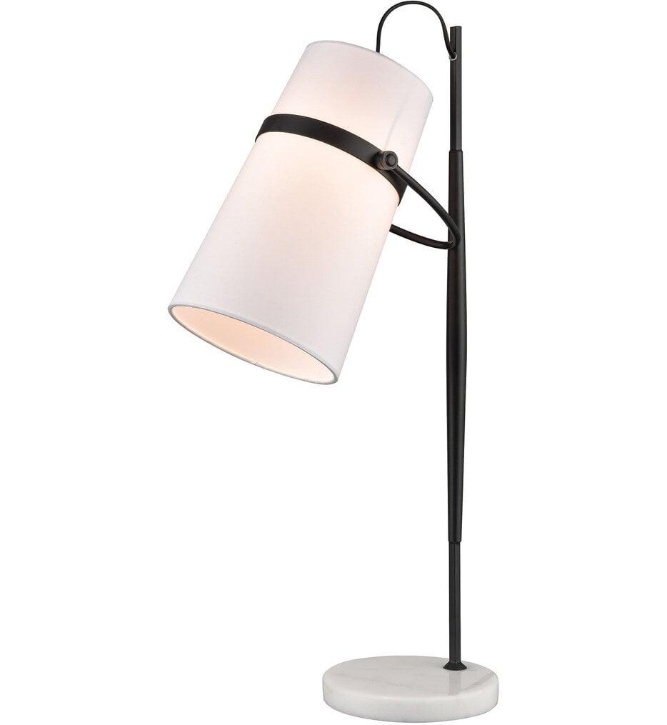 "Banded Shade 28"" Table Lamp"