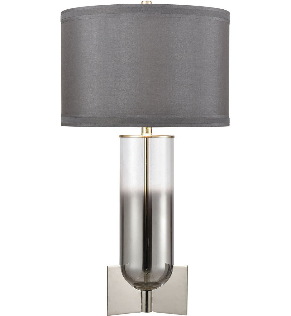 """Glass Rocket 29"""" Table Lamp"""