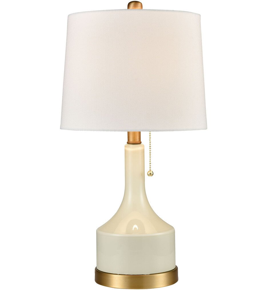"Small but Strong 21"" Table Lamp"