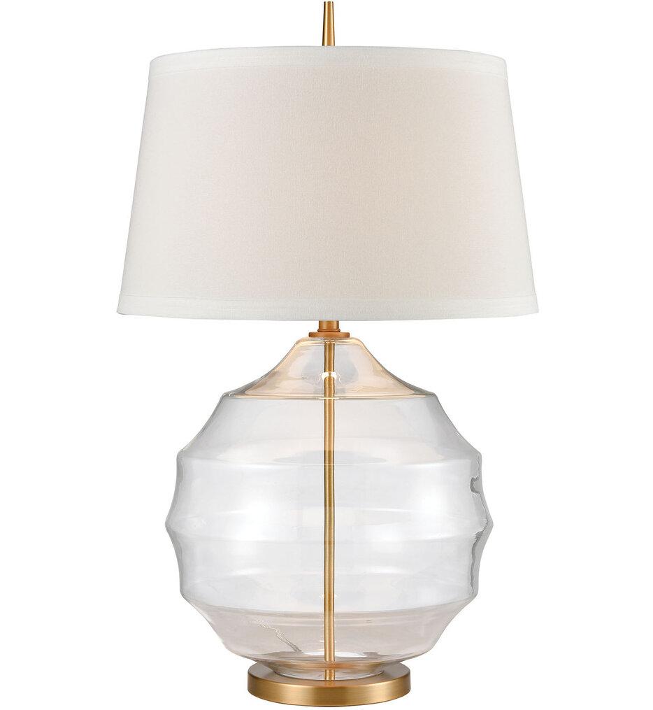"Nest 33"" Table Lamp"