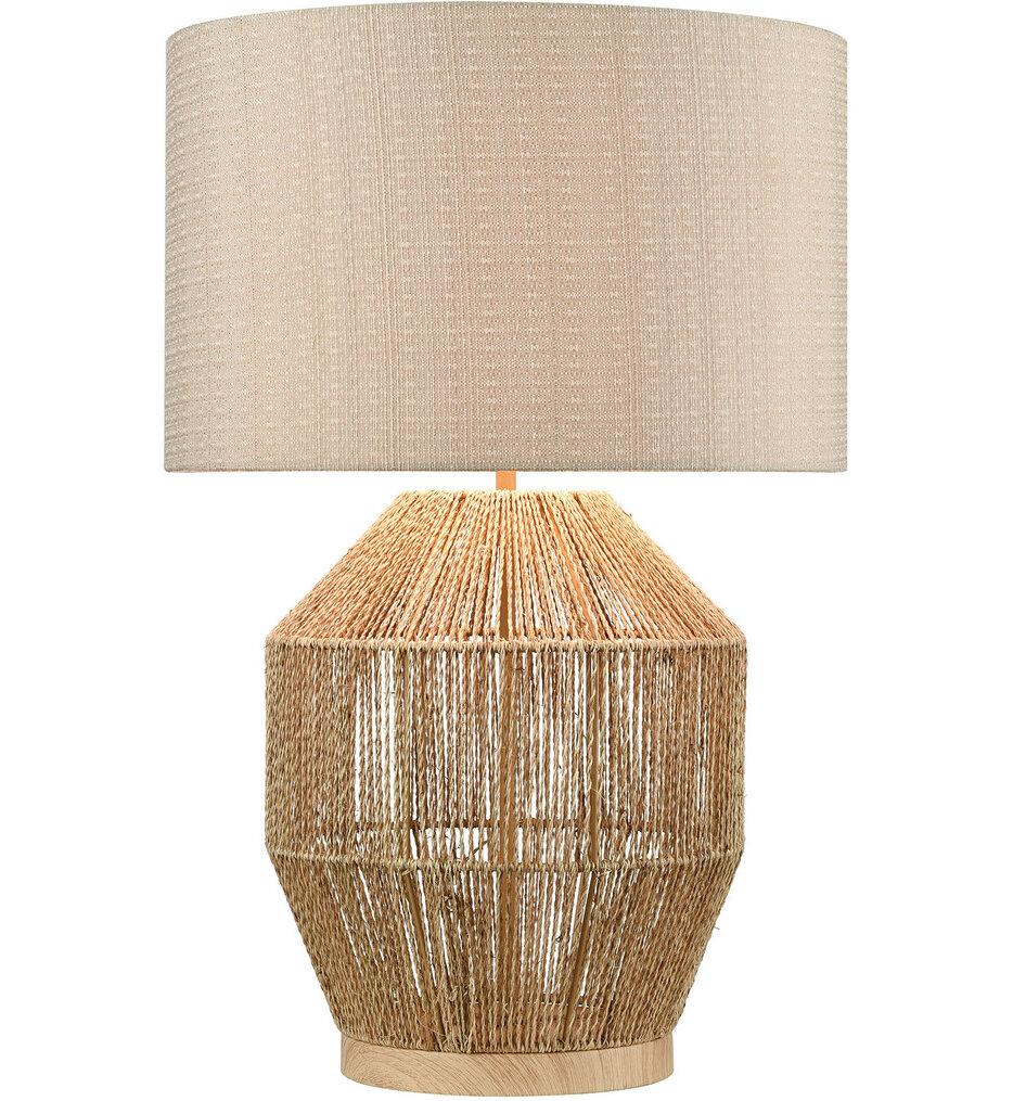 "Corsair 24"" Table Lamp"