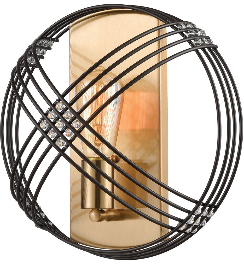 """Concentric 12"""" Wall Sconce"""