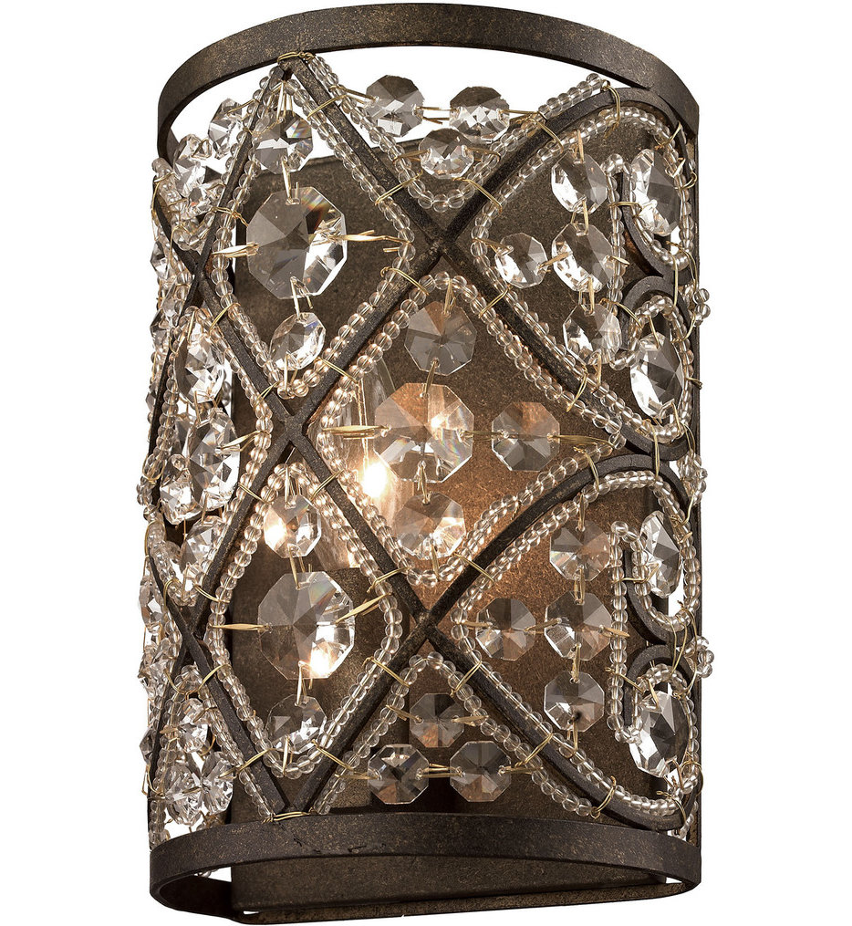 """Amherst 9"""" Wall Sconce"""