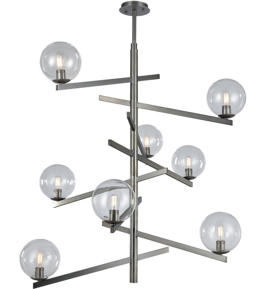 "Globes of Light 42"" Chandelier"