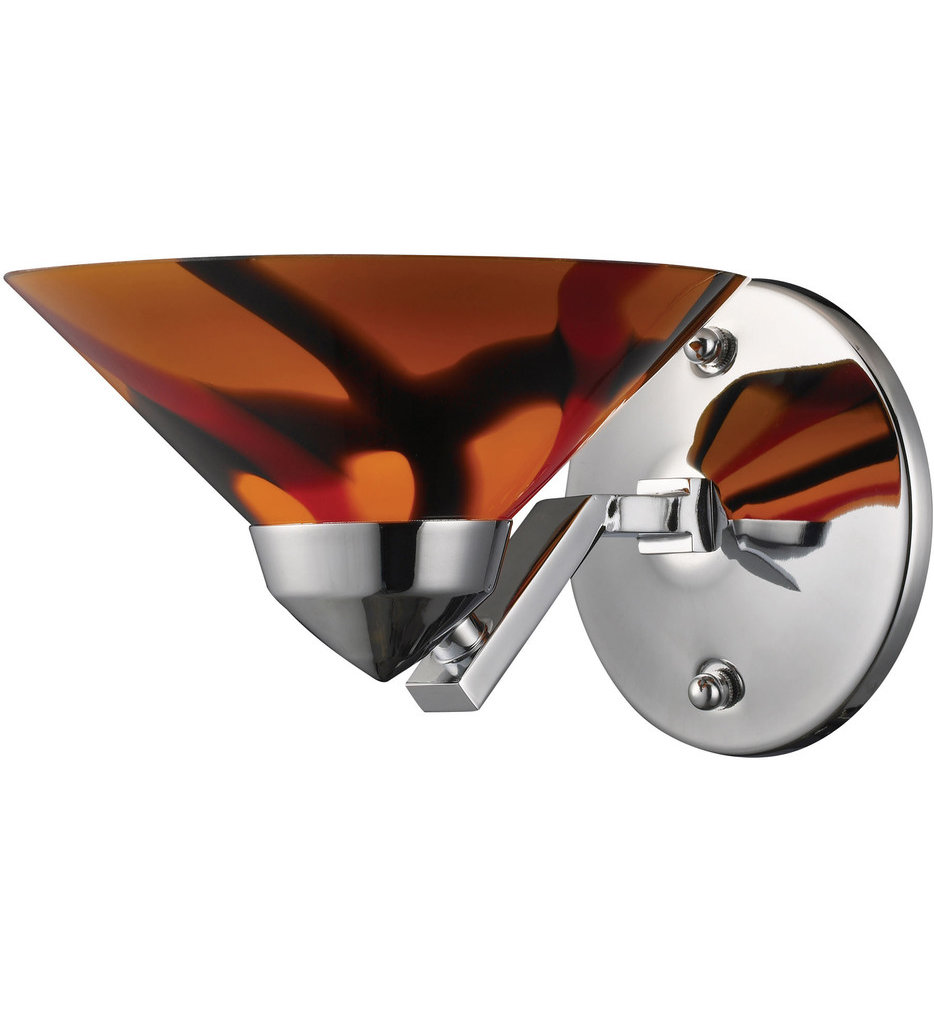 """Refraction 5"""" Wall Sconce"""