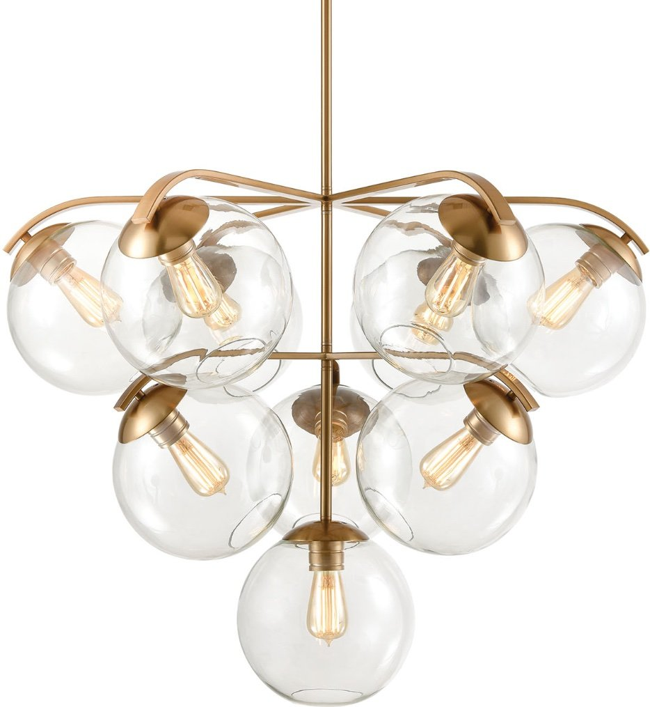 """Collective 36"""" Chandelier"""