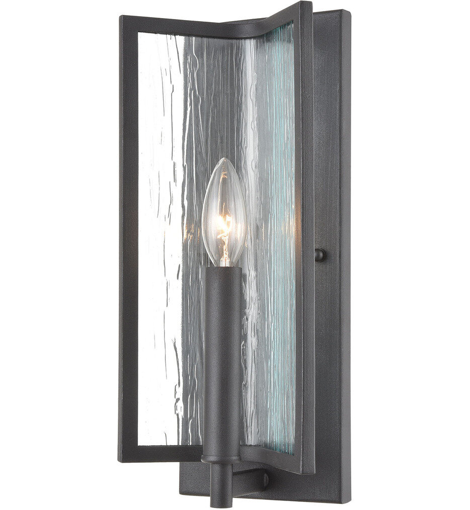 """Inversion 14"""" Wall Sconce"""