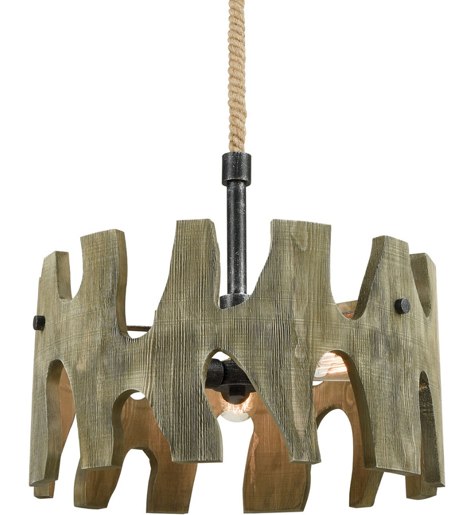 """Driftwood Cove 20"""" Pendant"""