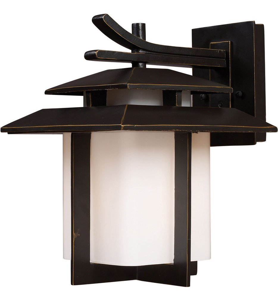 """Kanso 13"""" Outdoor Wall Sconce"""